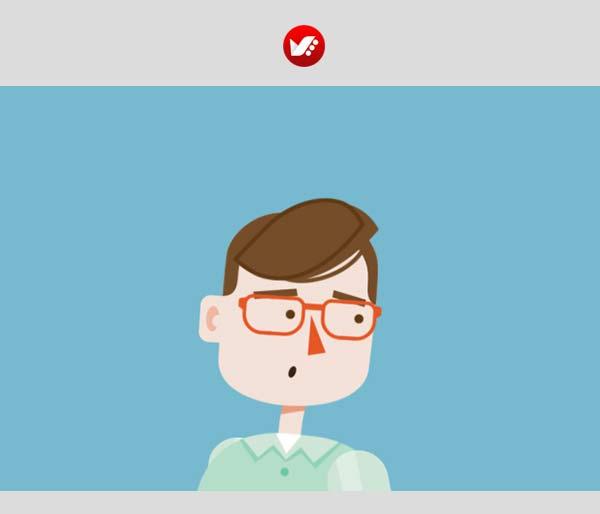 احساسات اغراق آمیز (Take) را در انیمیشن نشان دهیم